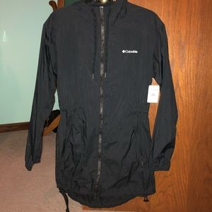 Columbia women's - long windbreaker